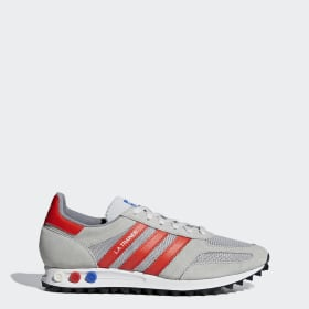 sneakers for cheap 0b8e7 90c7b Originals Scarpe Adidas Los Pelle In Donna Tomaia Angeles Pdvqdw