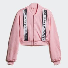 Adidas Giacche Donna Rosa Originals Italia Abbigliamento IYwPqq