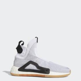Adidas Basketbal en sneakers schoenen Us trRtq8W
