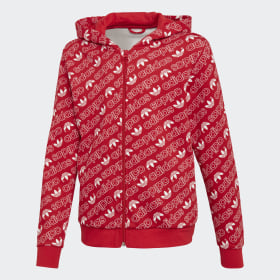 08d172ddd Girls Hoodies   adidas UK
