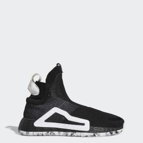 Noir Noir Chaussures Chaussures France Basketball Basketball HommesAdidas NOwP08Xnk
