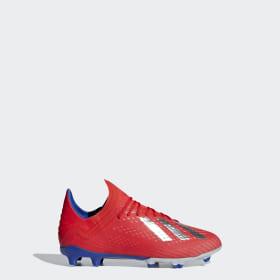 Da Italia Calcio Adidas Le X Scarpe 18 Acquista ETAwnPFq0x
