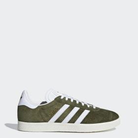 Vertes Gazelle Officielle Adidas Boutique Chaussures qZY6XxX