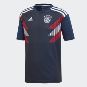 FC Bayern Home Pre-Match Jersey