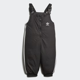Trefoil Real Down Bib Pants