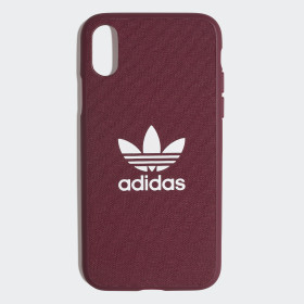 Etui z zatrzaskiem na iPhone X Fabric