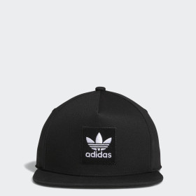Two-Tone Trefoil Snapback Pet