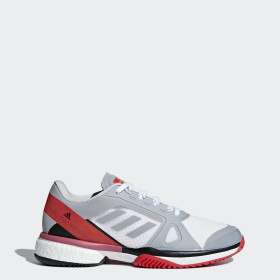 Sapatos Barricade Boost adidas by Stella McCartney