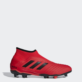 Predator 19.3 Laceless Firm Ground Fotbollsskor
