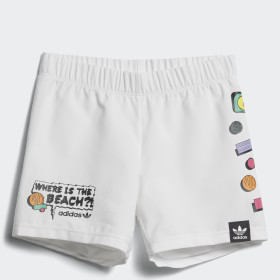 Collective Memories Swim Shorts