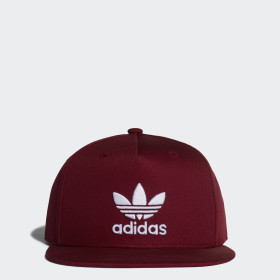 Trefoil Snap-Back Caps