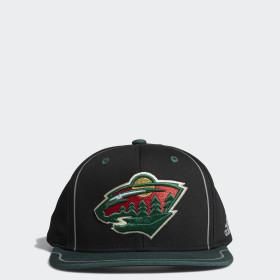 Wild Flat Brim Hat