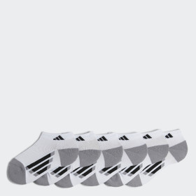 3-Stripes Low Cut Socks 6 Pairs