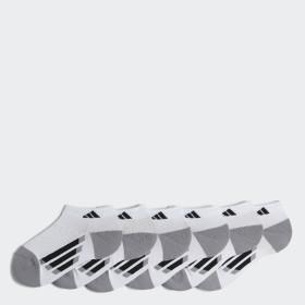 3-Stripes Low Cut Socks 6 Pairs