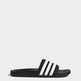 Klapki Adilette Cloudfoam Plus Stripes