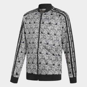 Zebra SST Track Jacket