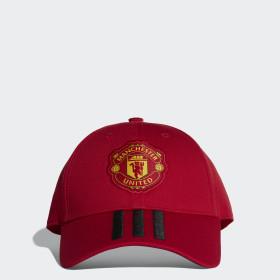 Manchester United 3-Stripes Hat