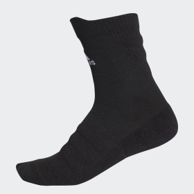 Alphaskin Lightweight Cushioning Crew CLIMACOOL Socken