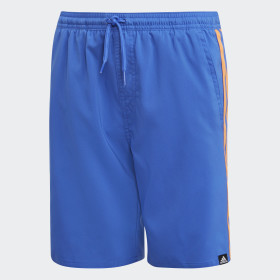3-Stripes Swim Shorts