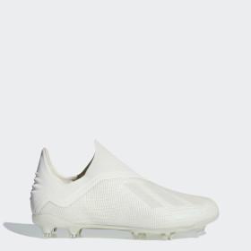 X 18+ Firm Ground Boots
