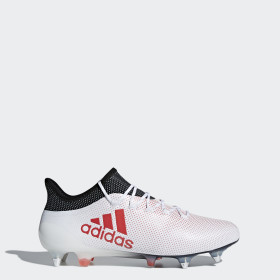 X 17.1 Soft Ground Voetbalschoenen
