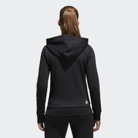 Felpa con cappuccio Essentials Linear Full Zip