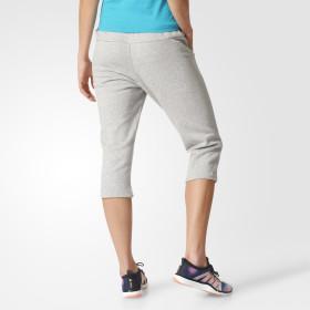 Tříčtvrteční kalhoty Essentials Solid