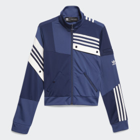 Track Jacket Deconstructed