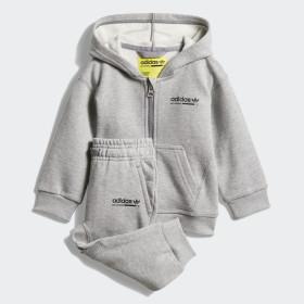 Kaval hoodiesæt