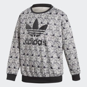 Sweatshirt Zebra