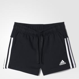 Essentials 3-Stripes Mid Short
