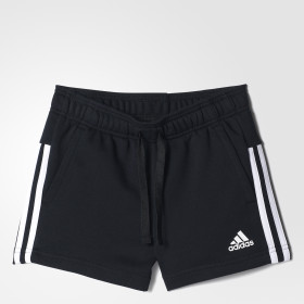 Essentials 3-Stripes Mid Shorts