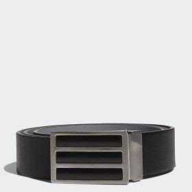 3-Stripes Solid Reversible Belt