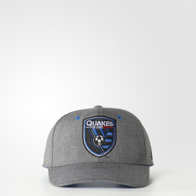 San Jose Earthquakes Structured Hat