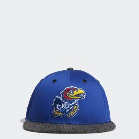 Jayhawks Flat Brim Hat