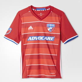 FC Dallas Home Replica Jersey