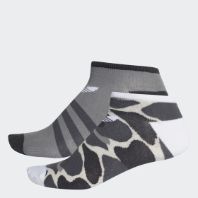 Trefoil Liner Socks 2 Pairs