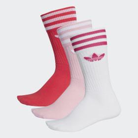 Ponožky Crew – 3páry