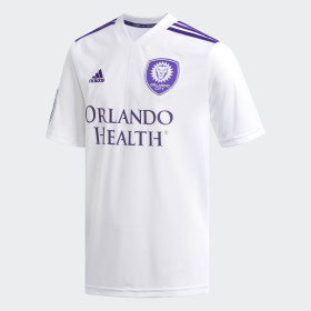 Orlando City Away Replica Jersey
