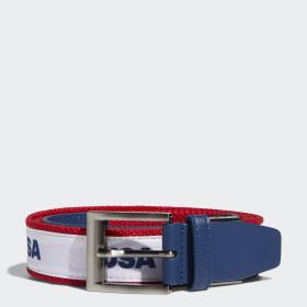 Woven Web Belt