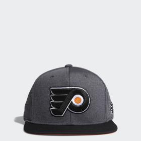 Flyers Snapback Heathered Grey Hat