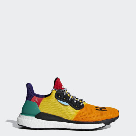 sports shoes ac98b ac4a5 Zapatilla Pharrell Williams x adidas Solar Hu Glide ST ...