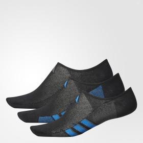 Climacool Superlite No-Show Socks 3 Pairs