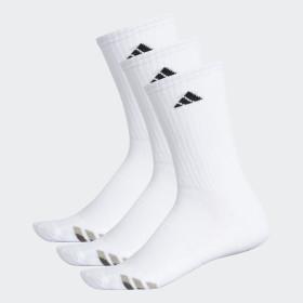 Cushioned Crew Socks 3 Pairs XL