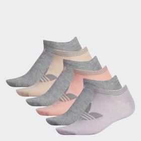 997e7d2033 Multicolor - Lifestyle - No Show Socks - Socks   adidas US