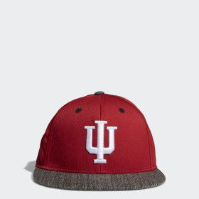 Hoosiers Flat Brim Hat