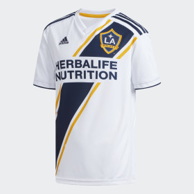 LA Galaxy Home Replica Jersey