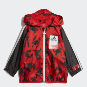 Marvel Spider-Man Windbreaker