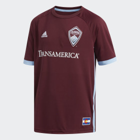 Colorado Rapids Home Replica Jersey