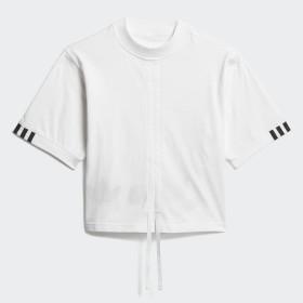 Linear Logo T-skjorte
